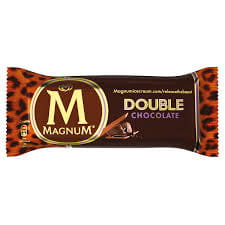 Algida-Magnum Double Chocolate 88ml / 20szt
